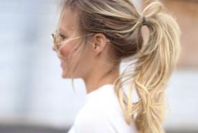 Tips tegen vet haar
