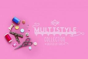 Libresse lanceert de Multistyle inlegkruisjes