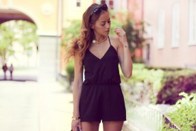 Monday Moodboard: Playsuits