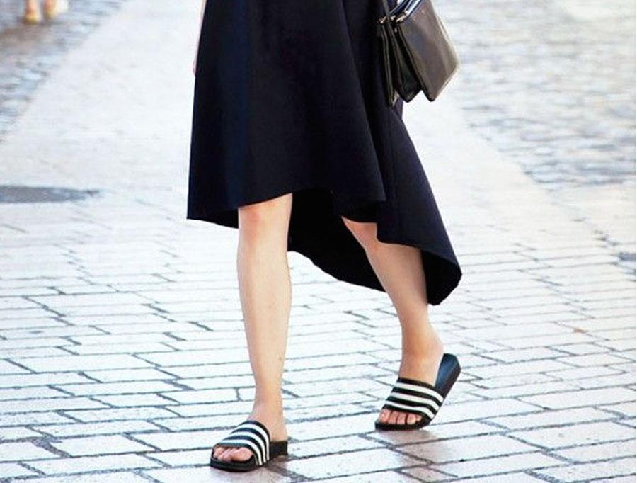 ef41451369bb3d Trend gespot  De badslipper - Follow Fashion