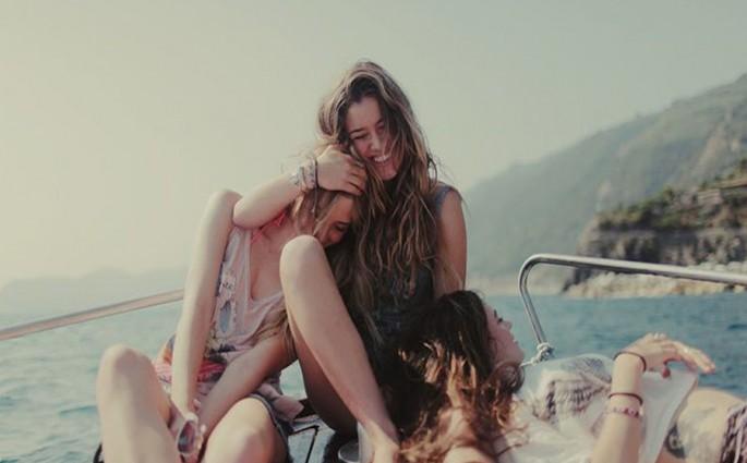 vriendinnen tijd