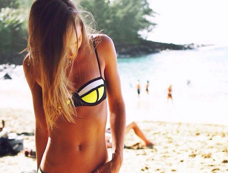Bikini problemen