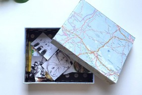 DIY Travel box