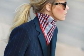 Monday moodboard: zijden sjaal