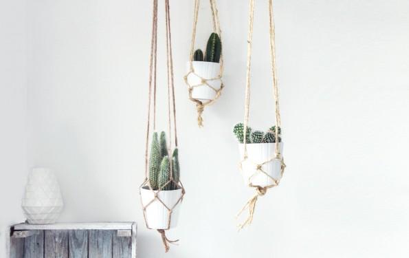 hangende planten diy