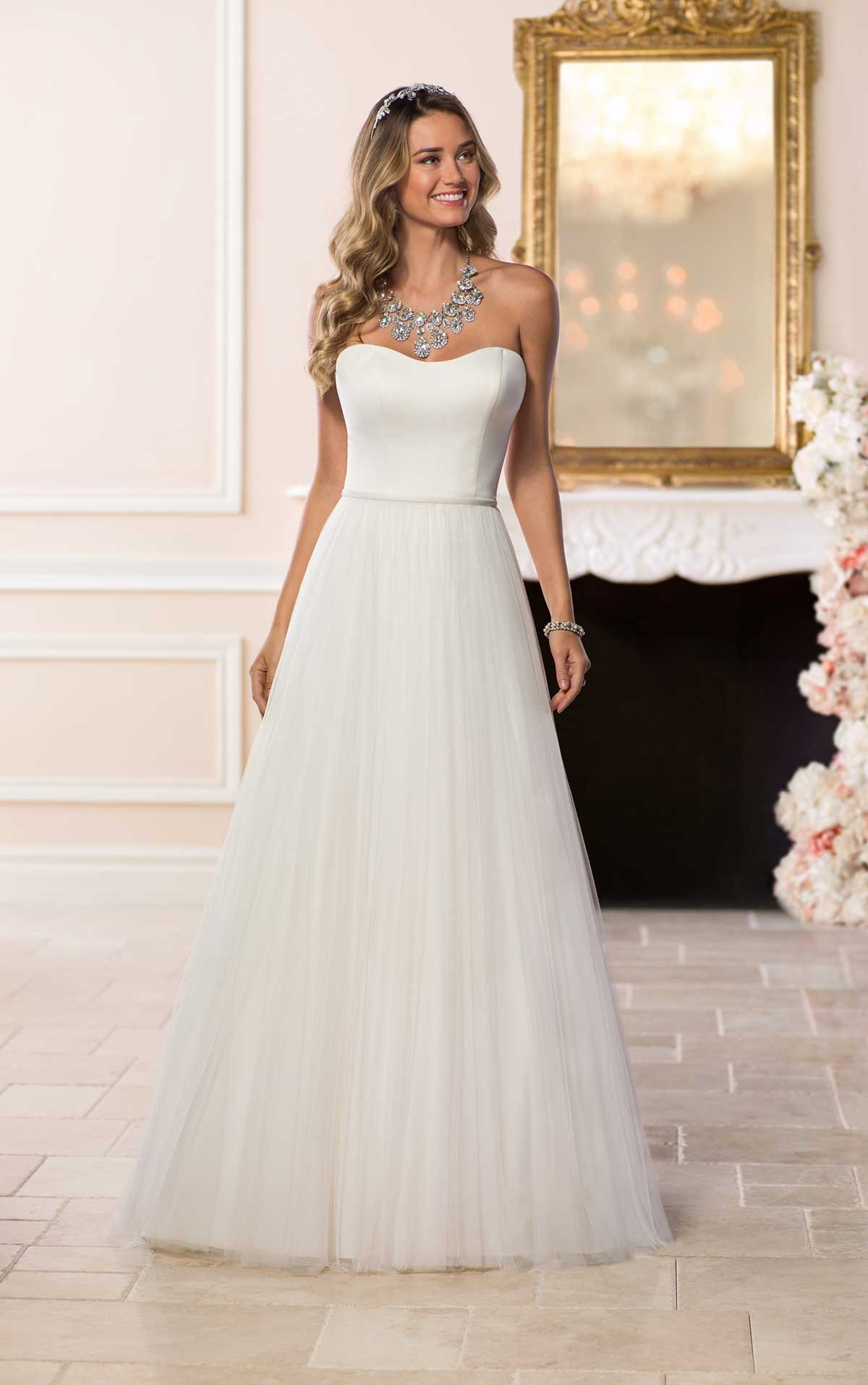 Mooiste Bruidsjurken.Fashion Inspiratie 6 X De Mooiste Trouwjurken Follow Fashion