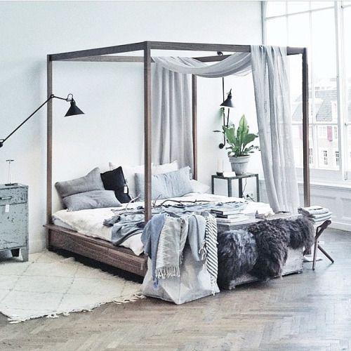 12 manieren om een gezellige slaapkamer te creëren - Follow Fashion