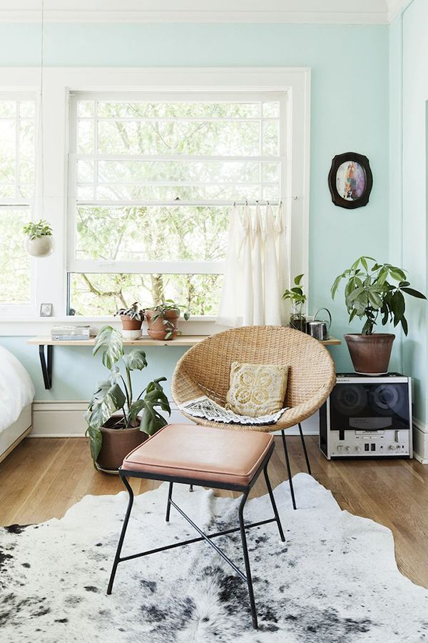 Interieurinspiratie: Koeienhuid in huis - Follow Fashion