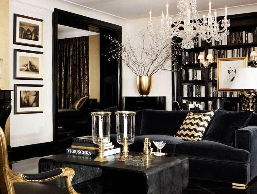 Interieurinspiratie: Goud in het interieur - Follow Fashion