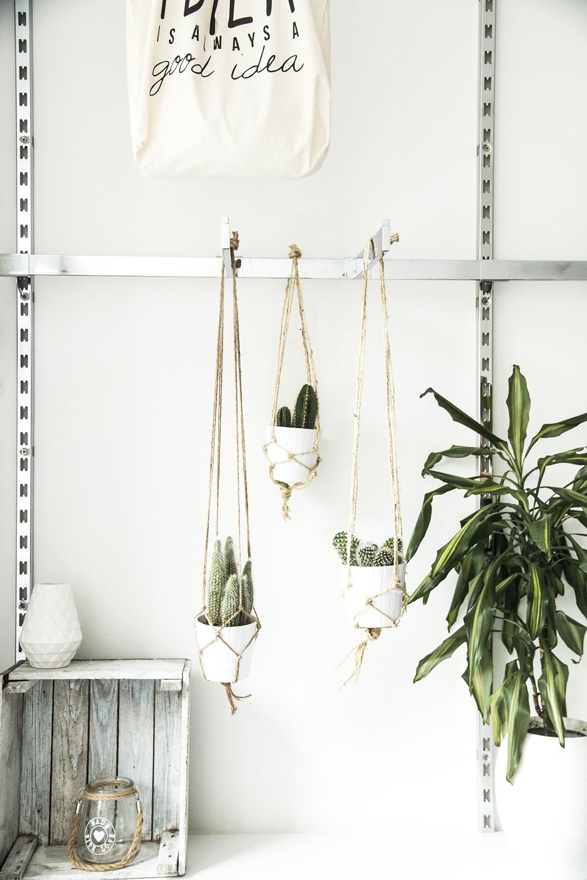 plantenhanger knopen