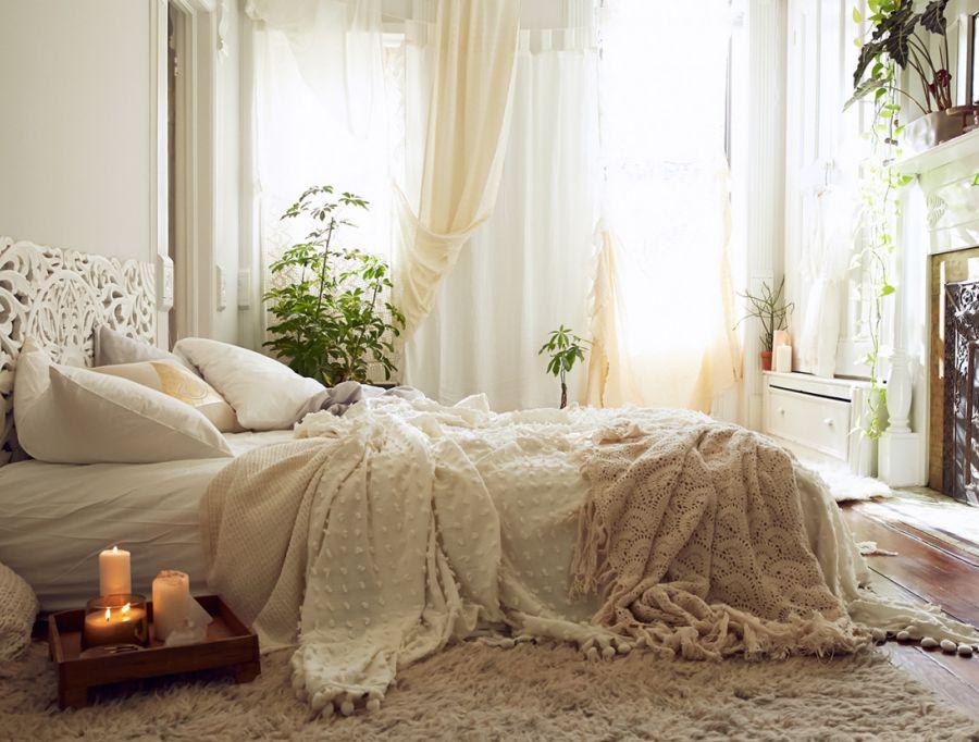 Warme Slaapkamer Ideeen.12 Manieren Om Een Gezellige Slaapkamer Te Creeren Follow Fashion