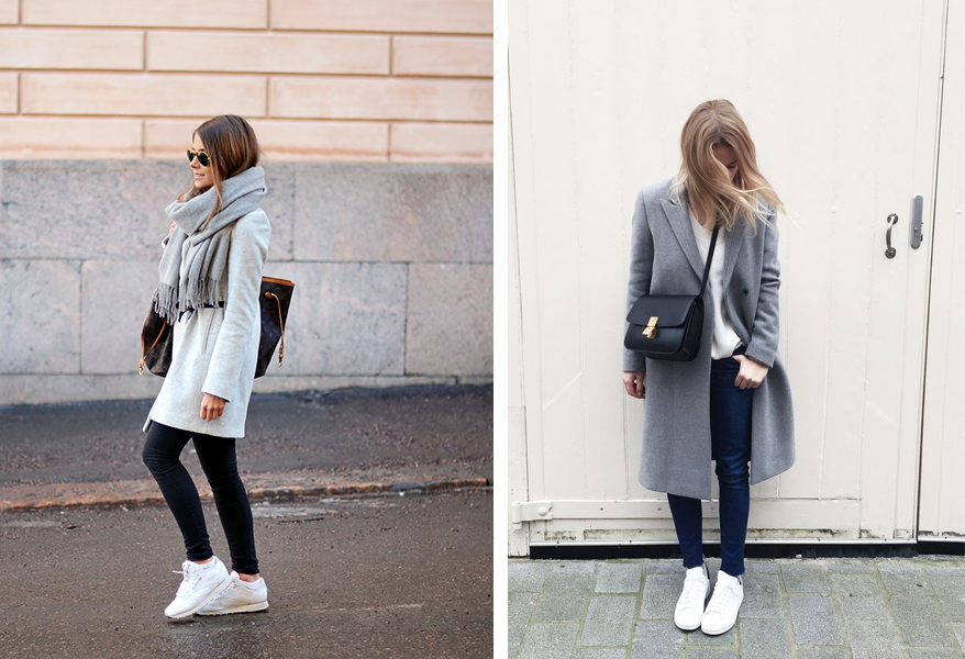 leuke outfits dames winter