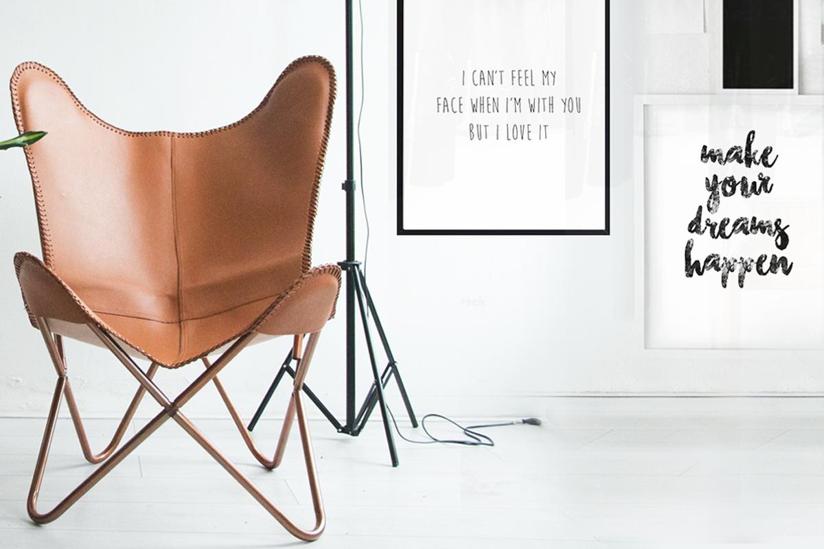 Posters In Interieur : Hier koop je onze favoriete posters uit scandinavische interieurs