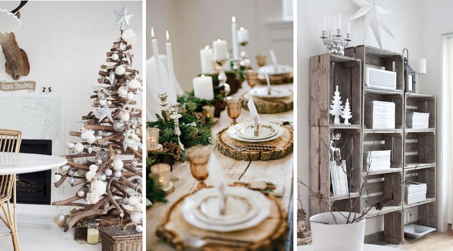 4 X Trends voor een kerst interieur - Follow Fashion