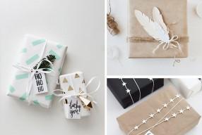 10 X Originele inpak ideeën voor kerst
