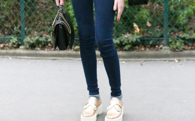 platform schoenen