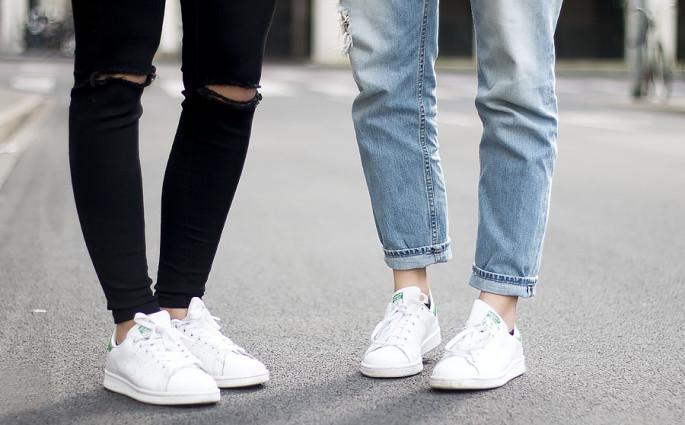 sneakers schoonmaken