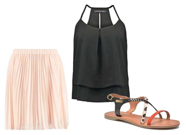 outfits voor warme dagen