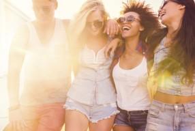8 X Waar tieners niet onzeker over moeten zijn