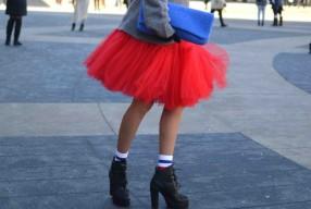 Dé trend voor deze zomer: de tule rok