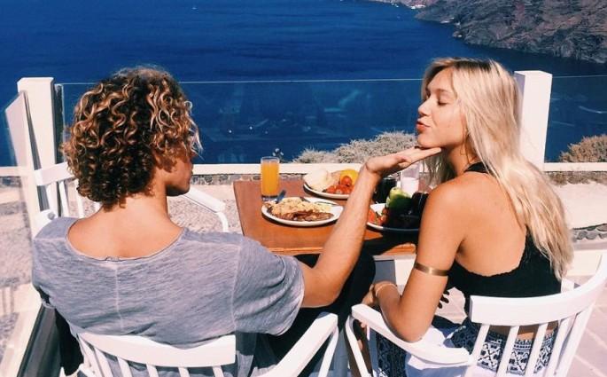 vakantie met je vriend