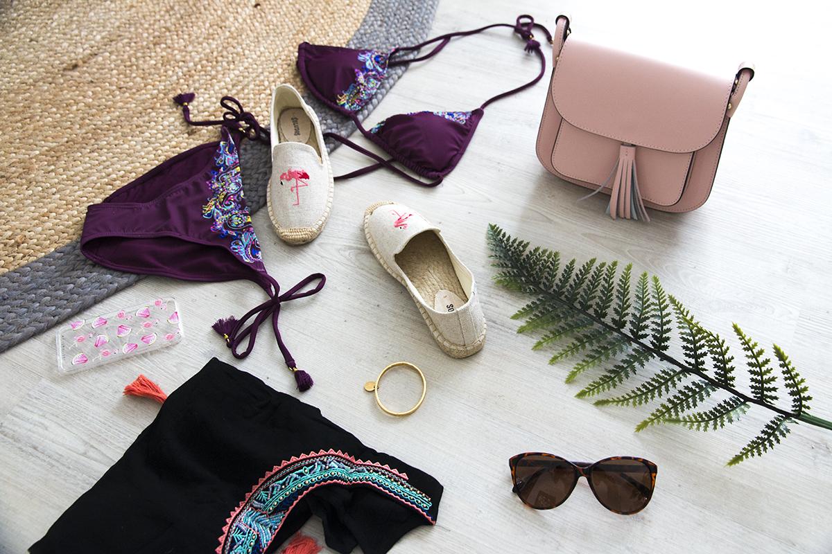 vakantie items