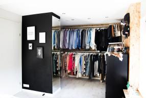 Binnenkijken: Mijn Walk in closet