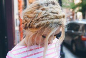 5 Haartrends voor meiden met lang haar