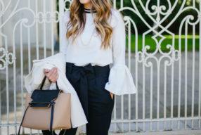 Trend gespot: Bell sleeves
