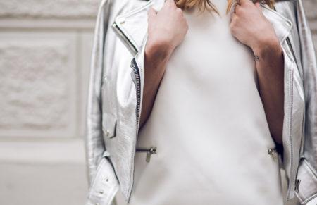 Trend gespot: Silver metallic