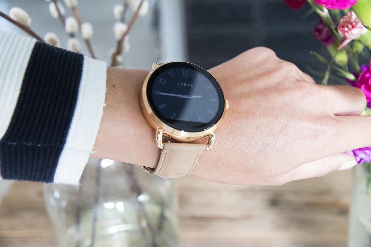 fossil smartwatch q wander