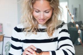 Mijn fashionable Smartwatch!