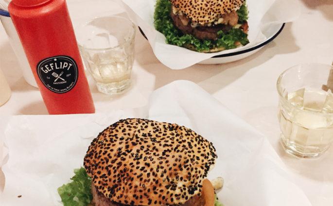 beste hamburgers amsterdam