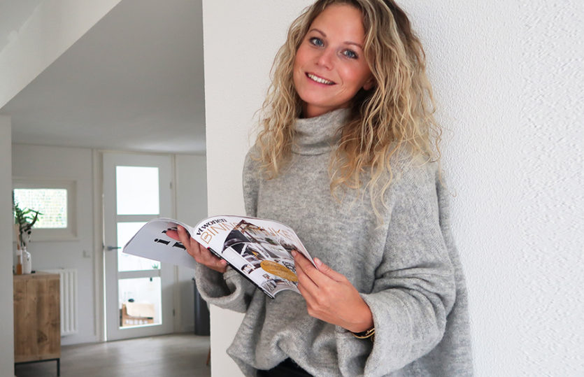 Interieur & stationary shoplog + ons huis in vtwonen