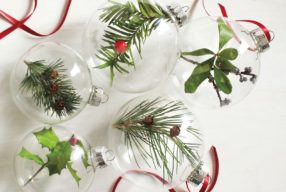 3 X DIY Kerst decoratie tips