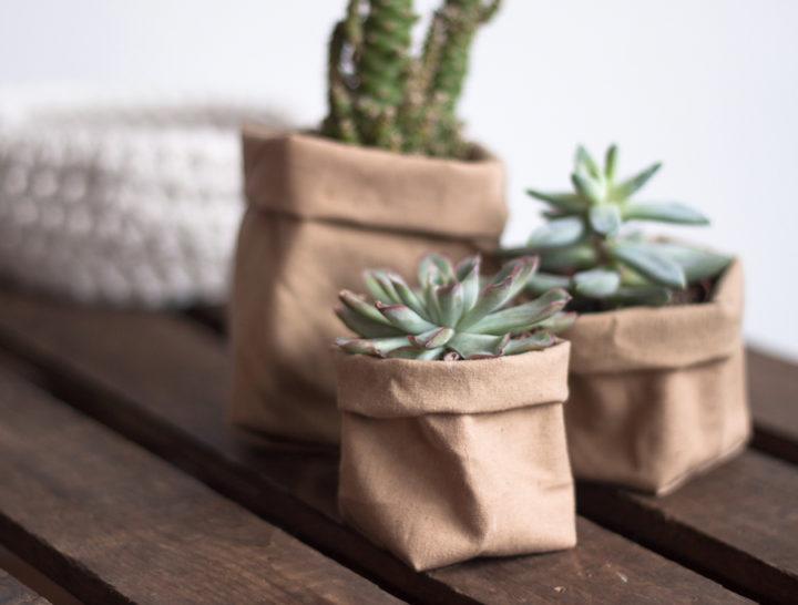 DIY-Plantenzak