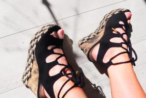 9 X De mooiste schoenen met opvallende zolen