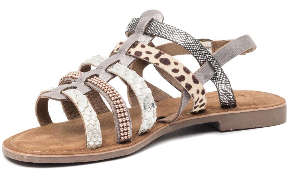 schoenen sale sandaal beige