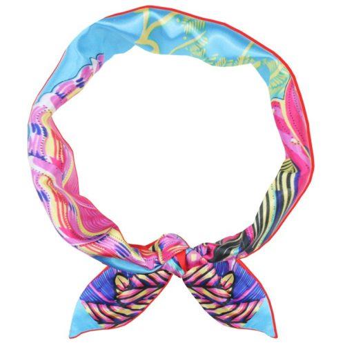 tropische prints scarf