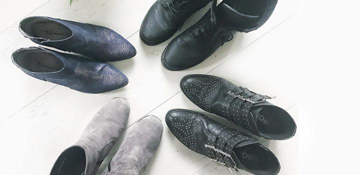 WIN: Schoenen naar keuze!