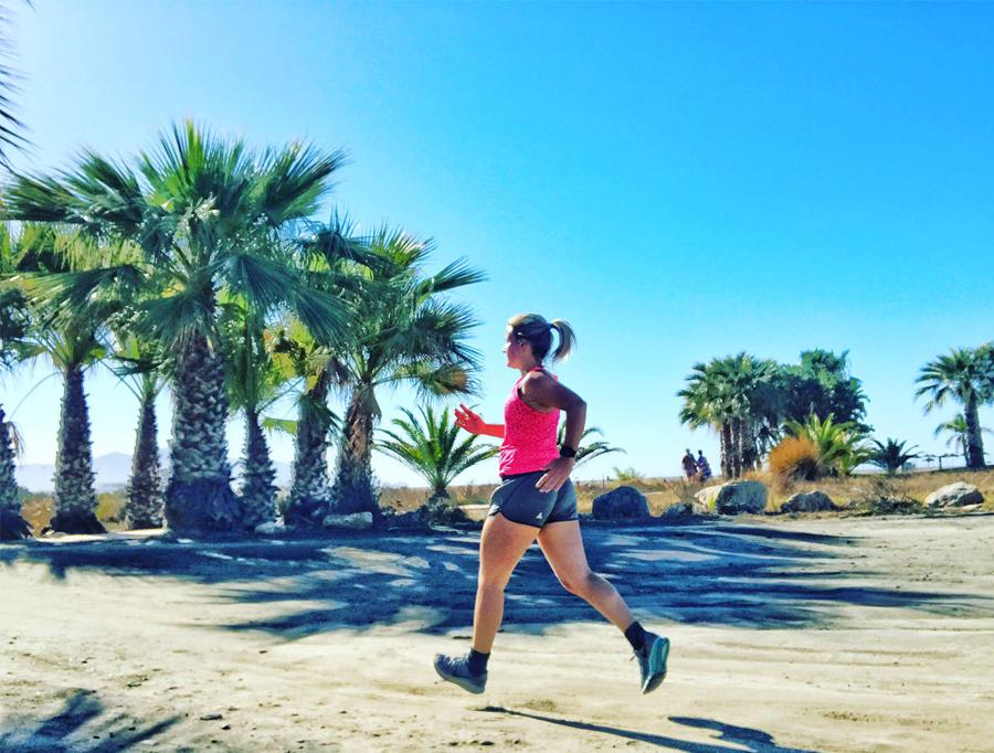 fitjournaal sporten op vakantie