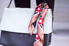Monday Moodboard: zijden sjaaltjes