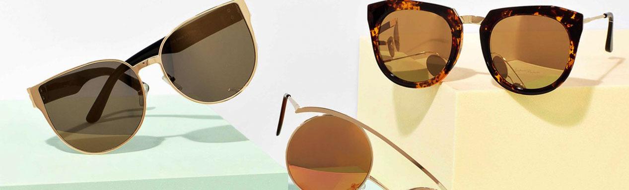 zonnebrillen monturen