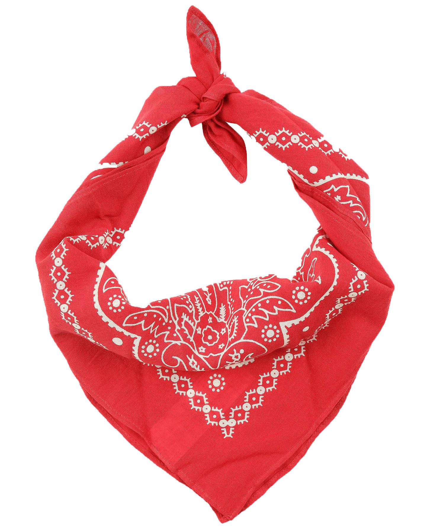 bandana haarband rood levis