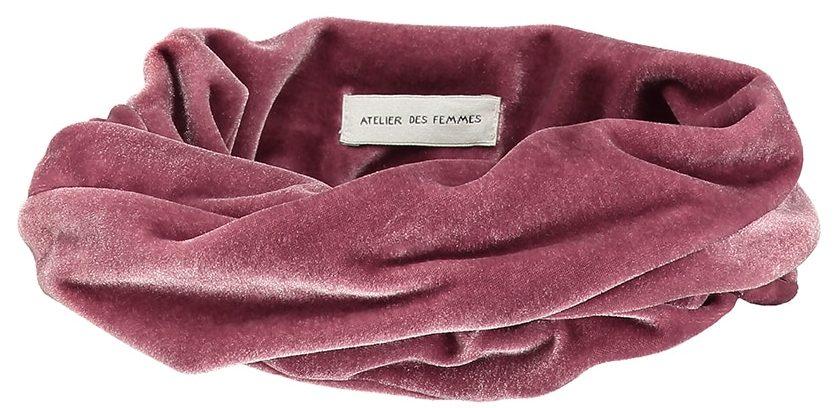 bandana haarband roze
