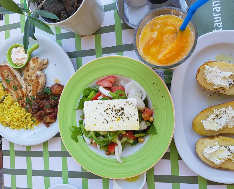 fitjournaal griekse recepten