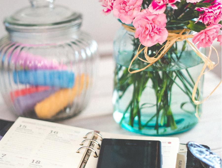 fitjournaal weekplanning