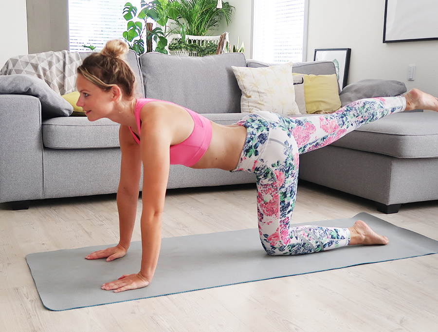 fitjournaal workout benen