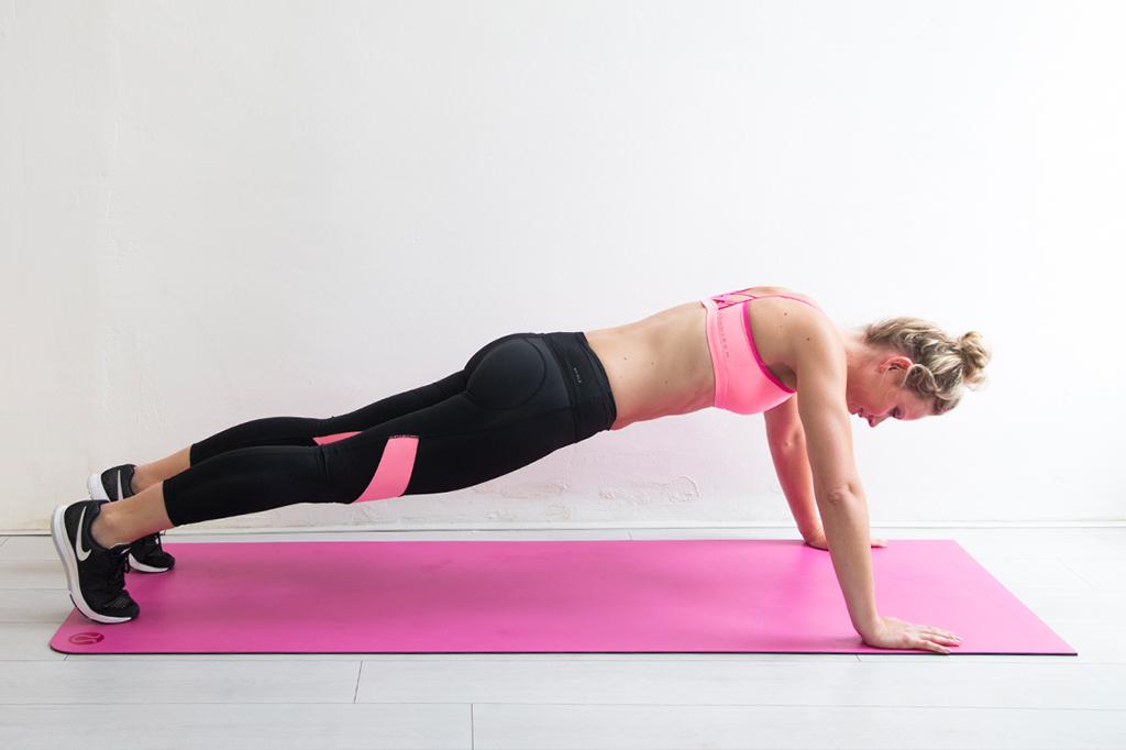 fitjournaal workout buikspieren