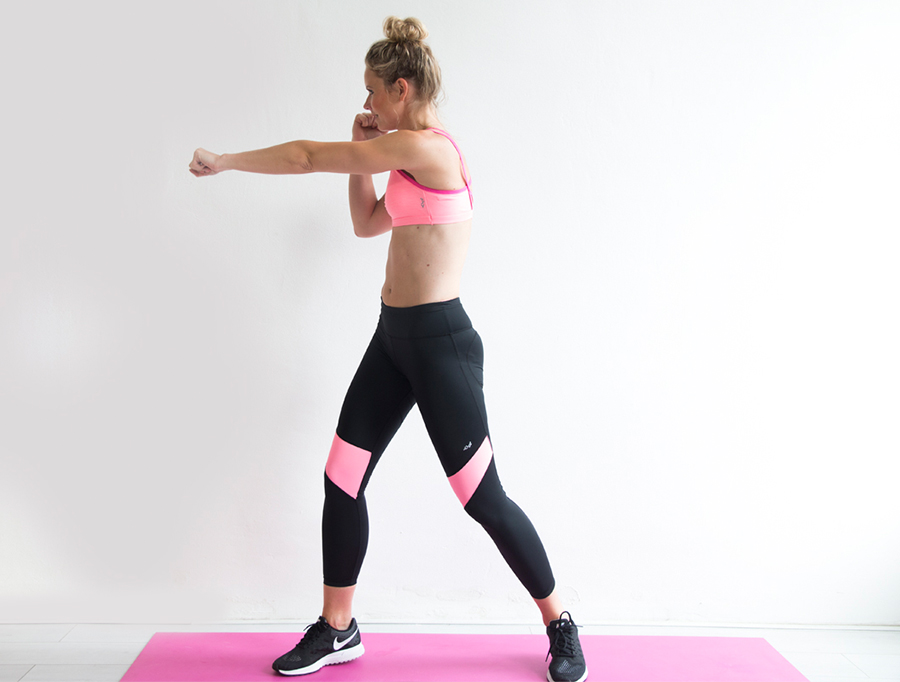 fitjournaal workout cardio